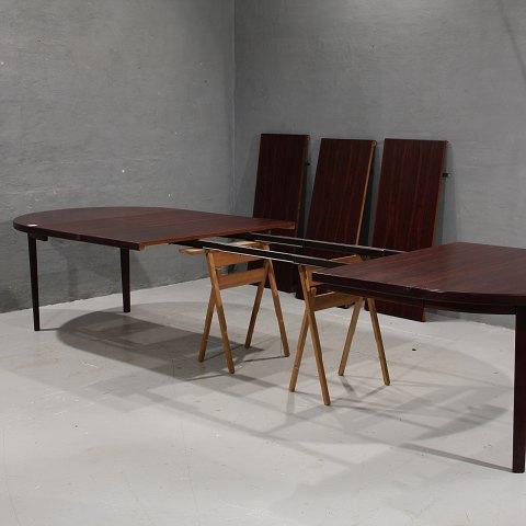 Spisebord i palisander *   kr. 3800,     antik pjot   salg af ...